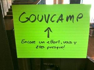 Indications GouvCamp