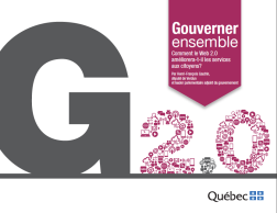 Couverture du rapport Gouverner ensemble.