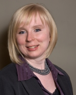 Notre nouvelle collègue, Nancy Chamberland.